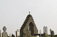 Whitestown ruins
